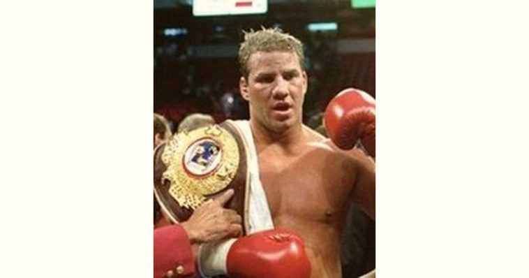 Tommy Morrison Age and Birthday