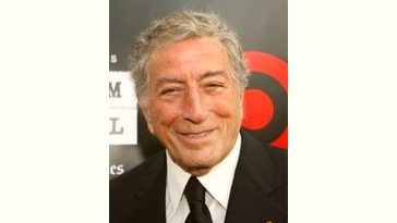 Tony Bennett Age and Birthday