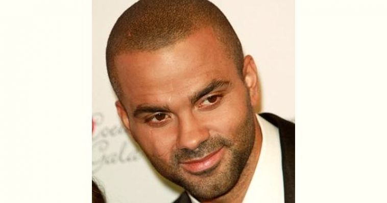 Tony Parker Age and Birthday