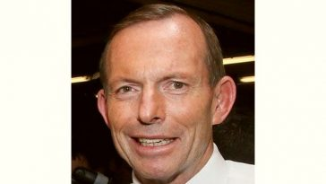 Tony Politician Abbott Age and Birthday