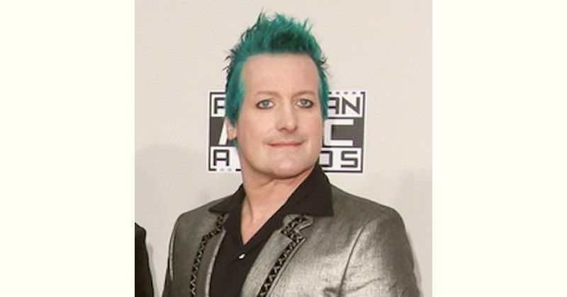 Tre Cool Age and Birthday