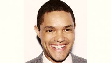 Trevor Noah Age and Birthday