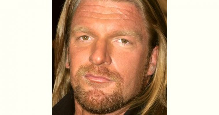 Triple H Age and Birthday