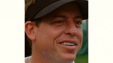 Troy Aikman Age and Birthday