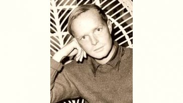 Truman Capote Age and Birthday