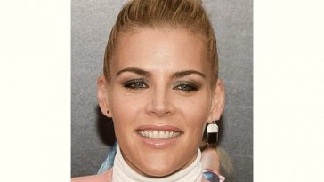Tvactress Busy Philipps Age and Birthday