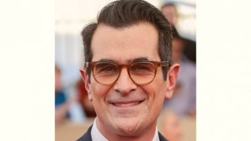 Ty Burrell Age and Birthday