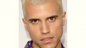 Tyler Glenn Age and Birthday