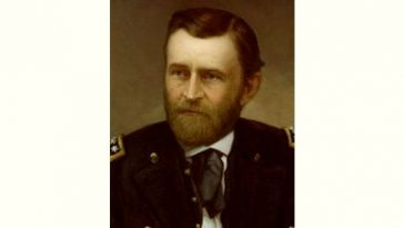 Ulysses S. Grant Age and Birthday