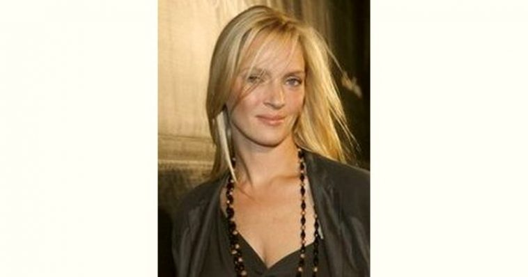 Uma Thurman Age and Birthday