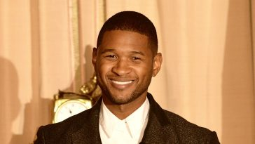 Usher Age and Birthday 1