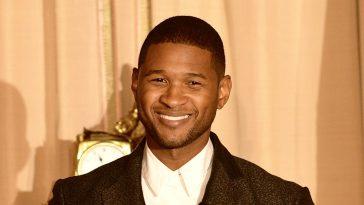 Usher Age and Birthday 5