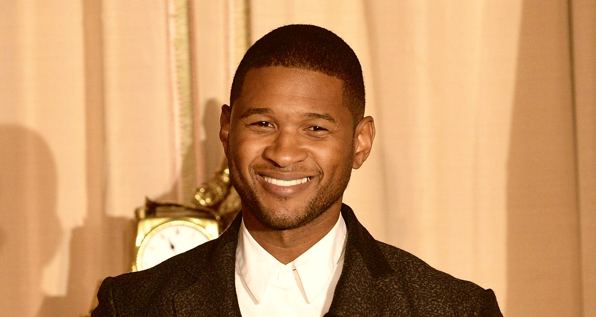 Usher Age and Birthday