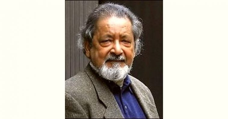 V. S. Naipaul Age and Birthday