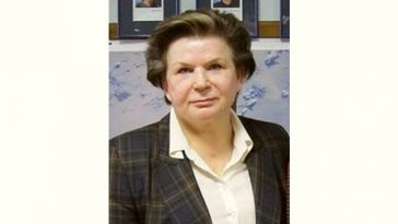 Valentina Tereshkova Age and Birthday