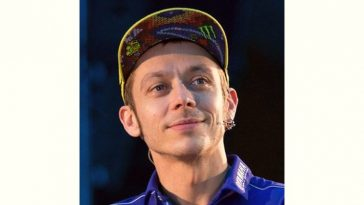 Valentino Rossi Age and Birthday