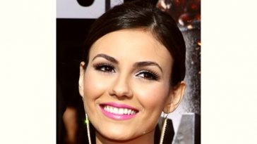 Victoria Justice Age and Birthday