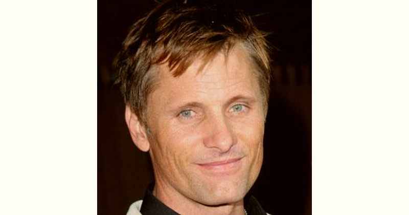 Viggo Mortensen Age and Birthday