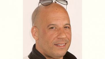 Vin Diesel Age and Birthday