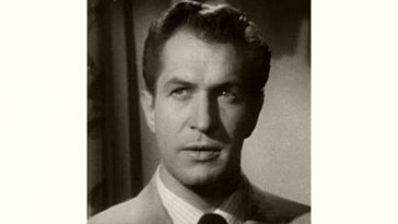 Vincent Price Age and Birthday