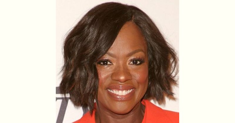 Viola Davis Age and Birthday