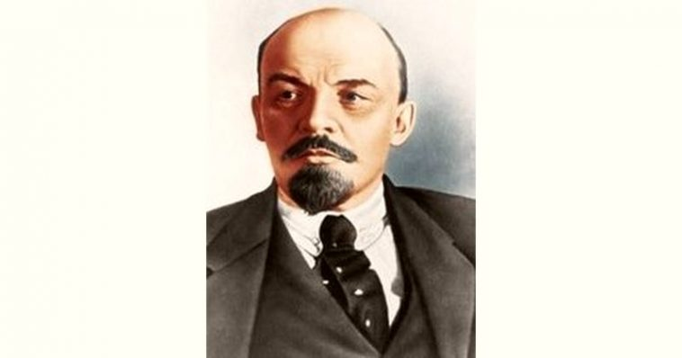 Vladimir Lenin Age and Birthday