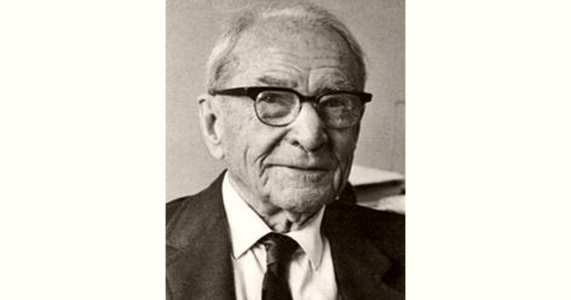 Vladimir Zworykin Age and Birthday