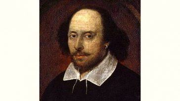 W Shakespeare Age and Birthday