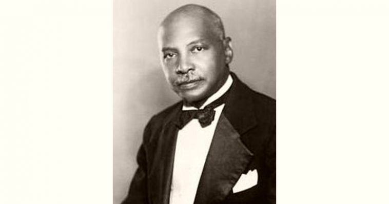 W. C. Handy Age and Birthday