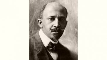W.E.B. Du Bois Age and Birthday