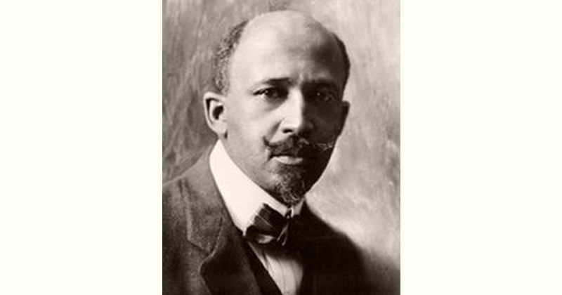 W.E.B. Du Bois Age and Birthday