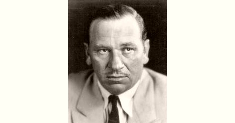 Wallace Beery Age and Birthday