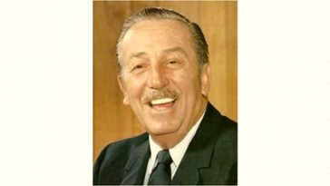 Walt Disney Age and Birthday