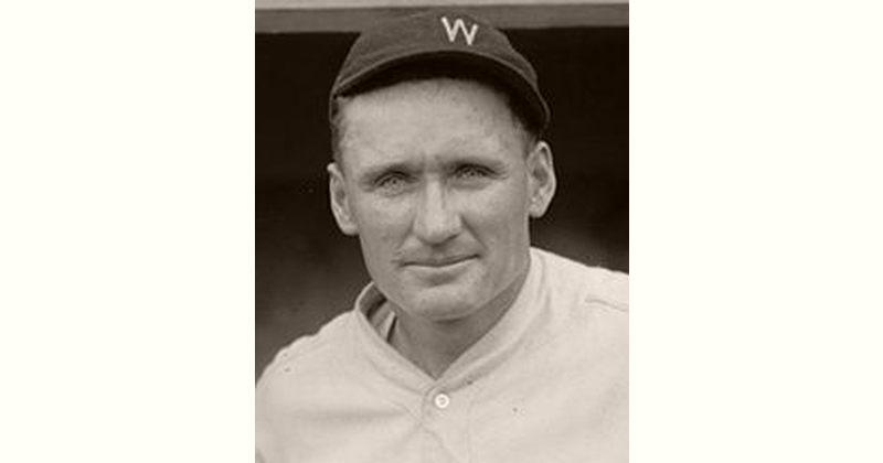Walter Johnson Age and Birthday