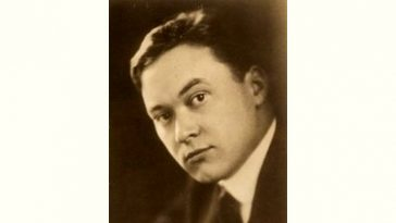 Walter Lippmann Age and Birthday