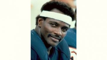 Walter Payton Age and Birthday