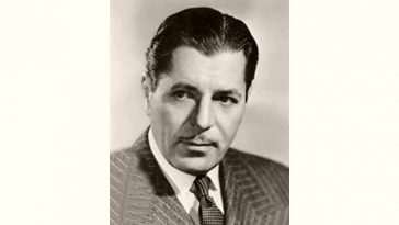 Warner Baxter Age and Birthday