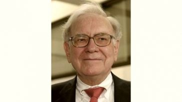 Warren Buffett Age and Birthday