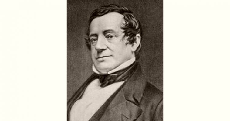 Washington Irving Age and Birthday