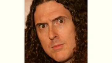 Weirdal Yankovic Age and Birthday