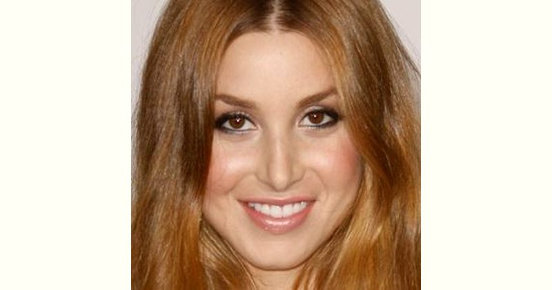 Whitney Port Age and Birthday