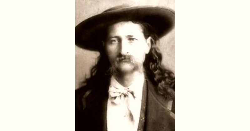 Wild Bill Hickok Age and Birthday
