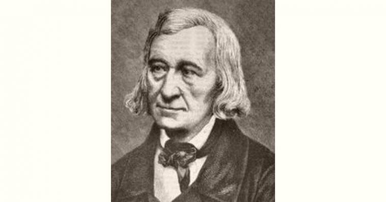 Wilhelm Grimm Age and Birthday