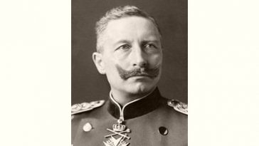 Wilhelm II Age and Birthday