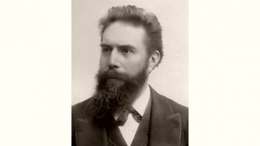 Wilhelm Röntgen Age and Birthday