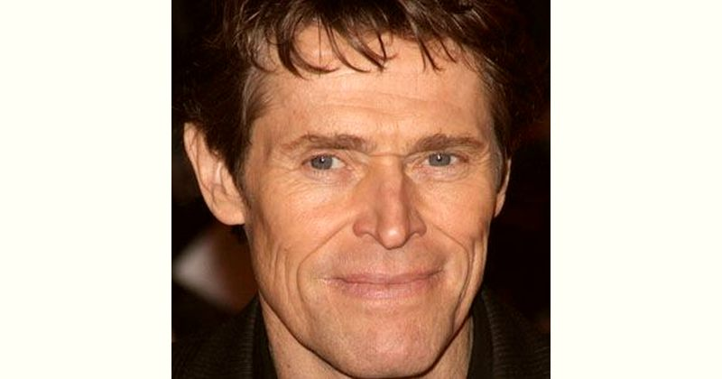 Willem Dafoe Age and Birthday