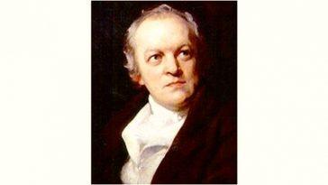 William Blake Age and Birthday