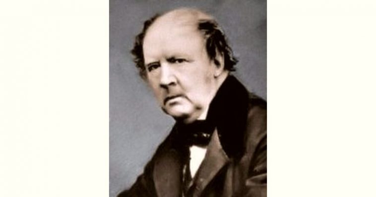 William Henry Fox Talbot Age and Birthday