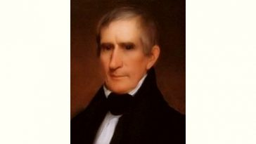 William Henry Harrison Age and Birthday