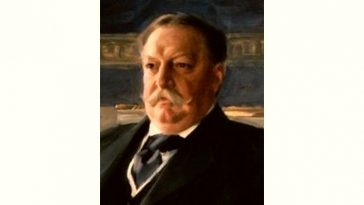 William Howard Taft Age and Birthday